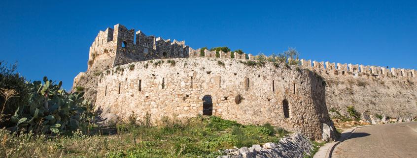 Acronafplia-Castle-of-Nafplio-Peloponnese Greece