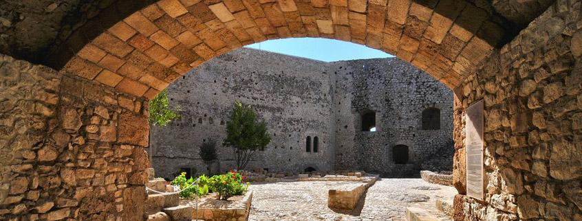 Chlemoutsi Castle of Elis