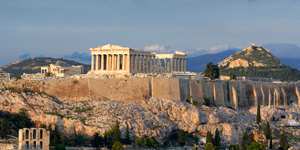 City-of-Athens-in-Greece