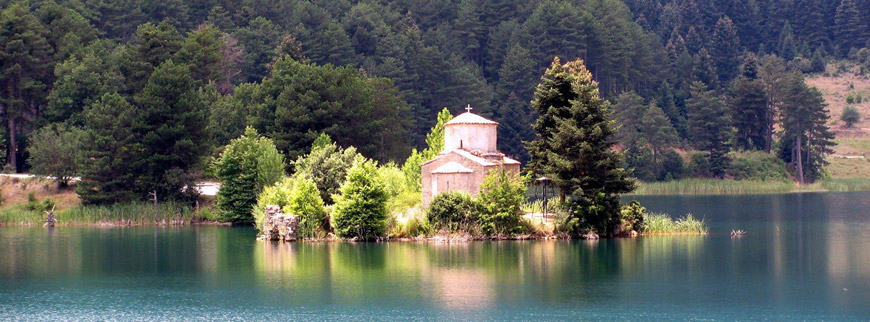 Doxa Lake of Corinthia