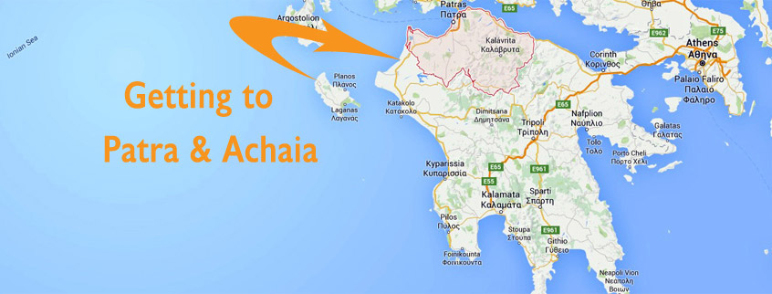 Getting-to-Achaia