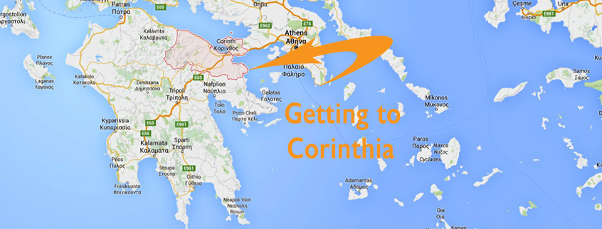 Getting to Nemea and Corinthia