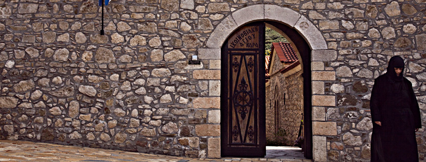 Karakala-Monastery-Argolis-Peloponnese-Greece