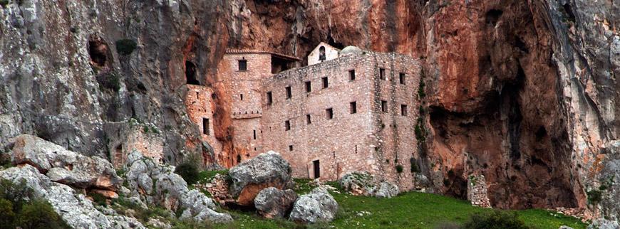 Monastery-St-Dimitrios-Avgou-Peloponnese-Greece