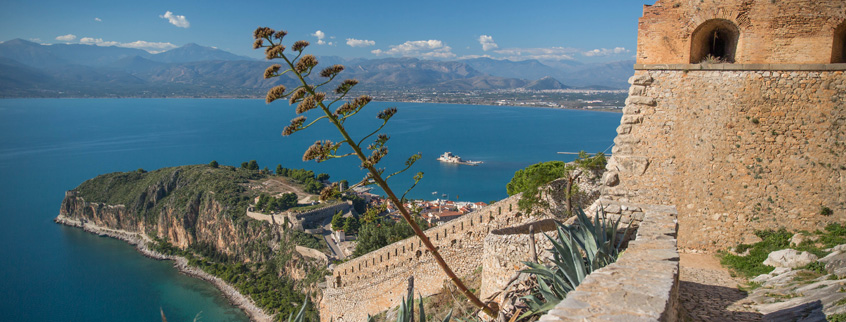 Palamidi-Castle-of-Nafplio-Peloponnese-Greece-1