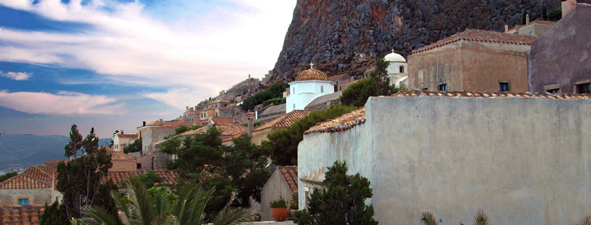 The-castle-of-Monemvasia-in-Laconia-Peloponnese-Greece-2