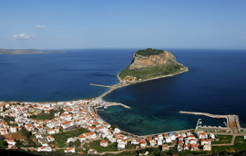 Monemvasia and Laconia