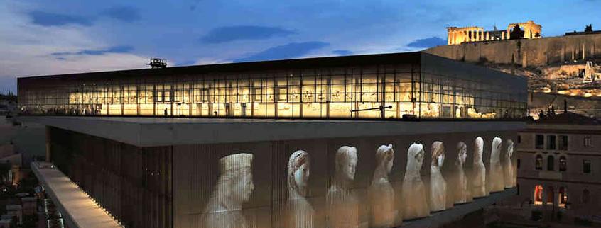 Acropolis Museum of Athens