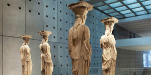 Acropolis-museum-of-Athens-in-Greece