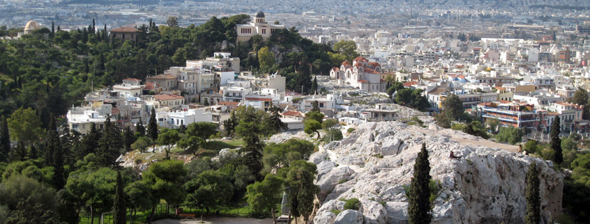 Areopagus-Hill-of-Athens-in-Greece-1