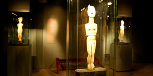 Museum-of-Cycladic-Art-of-Athens-in-Greece