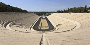Panathenaic-Stadium-of-Athens-in-Greece