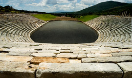 Private tour to Ancient Messene