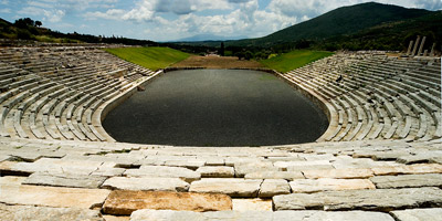 Private tour to Ancient Messene from Kalamata