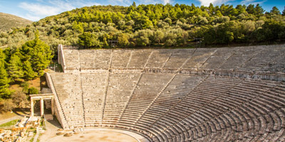 Guided tour to Mycenae and Epidaurus From Athens