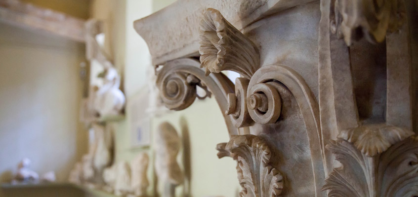 Archaeological-museum-of-Epidaurus-in-Argolis-of-Peloponnese-in-Greece-1