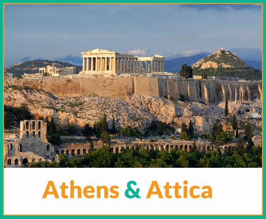 Athens and Attica