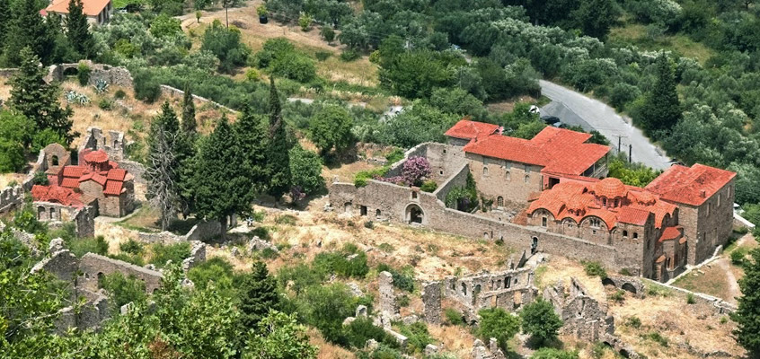 Day-tour-to-Mystras-from-Kalamata-of-Peloponnese-in-Greece-1