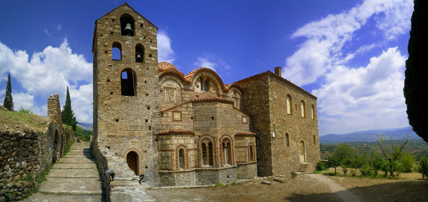 Day-tour-to-Mystras-from-Kalamata-of-Peloponnese-in-Greece-2