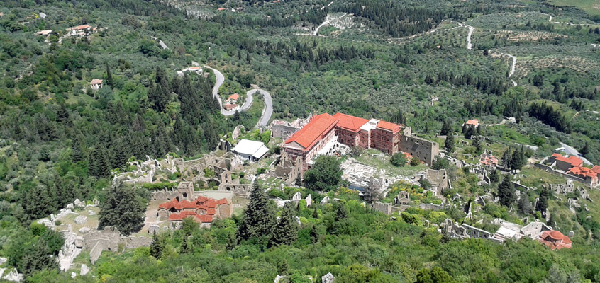Day-tour-to-Mystras-from-Kalamata-of-Peloponnese-in-Greece-3