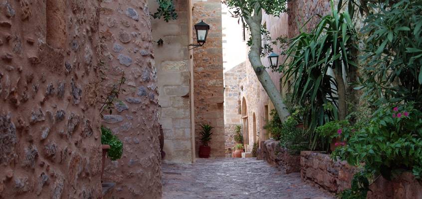 Monemvasia-Castle-in-Laconia-of-Peloponnese-in-Greece-3