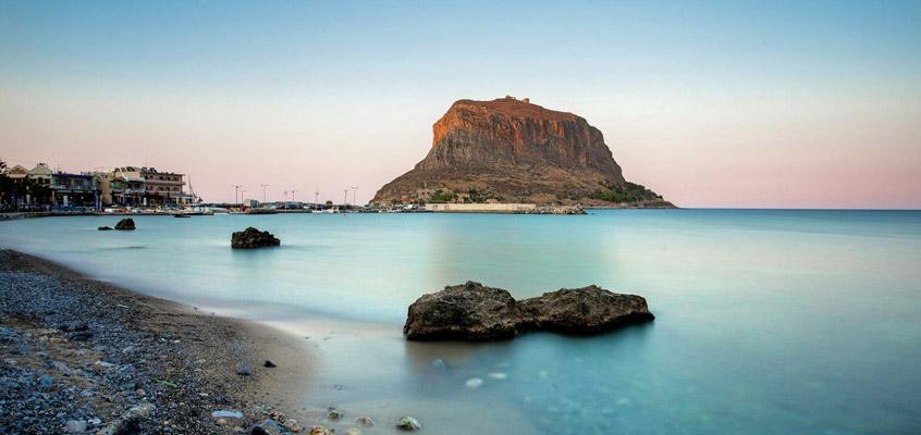 Monemvasia-Castle-in-Laconia-of-Peloponnese-in-Greece-4