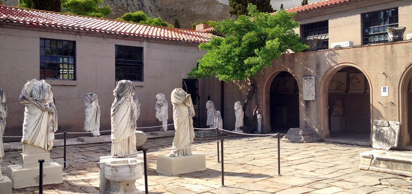 Museum-of-Ancient-Corinth-in-Peloponnese-of-Greece-2