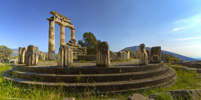 4 Days Classic Greece to Mycenae, Epidaurus, Olympia, Delphi & Meteora from Athens