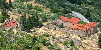 Mystras & Sparta Full day tour from Kalamata