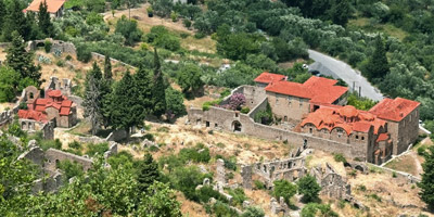 Tour to Mystras & Sparta from Kalamata