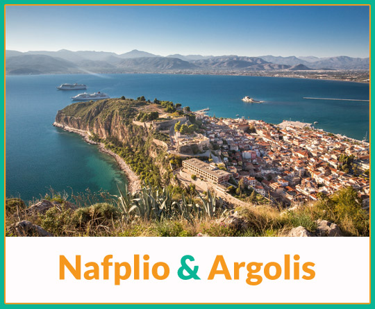 Nafplion and Argolis
