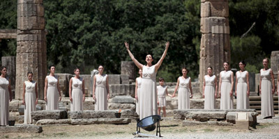 Day tour from Kalamata to Ancient Olympia