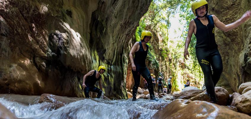 River-Hiking-in-Neda-of-Peloponnese-in-Greece-1