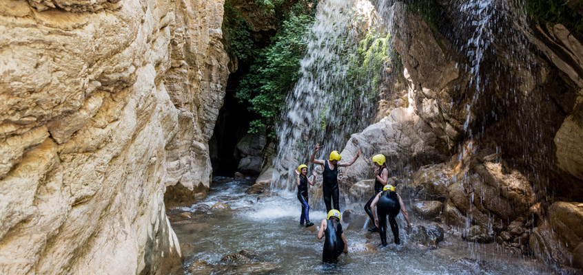 River-Hiking-in-Neda-of-Peloponnese-in-Greece-3