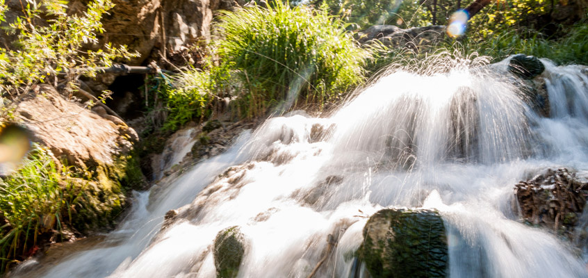 River-hiking-in-Polilimnio-of-Kalamata-in-Peloponnese-of-Greece-1