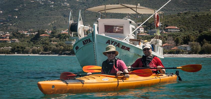 Sea-Kayak-in-Kalamata-Costa-Costa-of-Peloponnese-in-Greece-1