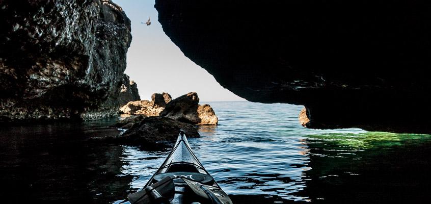 Sea-Kayak-in-Kalamata-Costa-Costa-of-Peloponnese-in-Greece-3