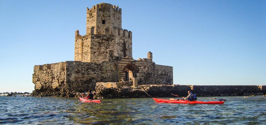 Sea-Kayak-in-Methoni-of-Messinia-in-Peloponnese-of-Greece-3