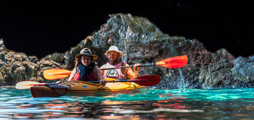 Sea-Kayaking-in-Kardamili-of-Mani-in-Peloponnese-of-Greece-3