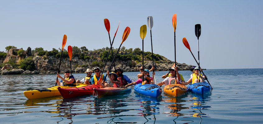 Sea-Kayaking-in-Kardamili-of-Mani-in-Peloponnese-of-Greece-5