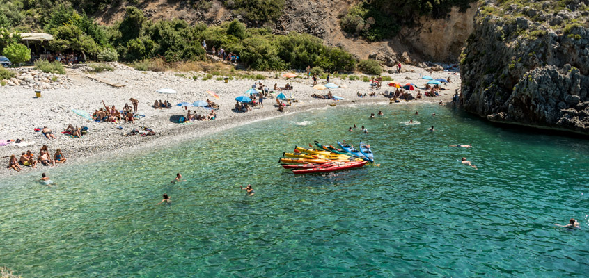 Sea-Kayaking-in-Kardamili-of-Mani-in-Peloponnese-of-Greece-9