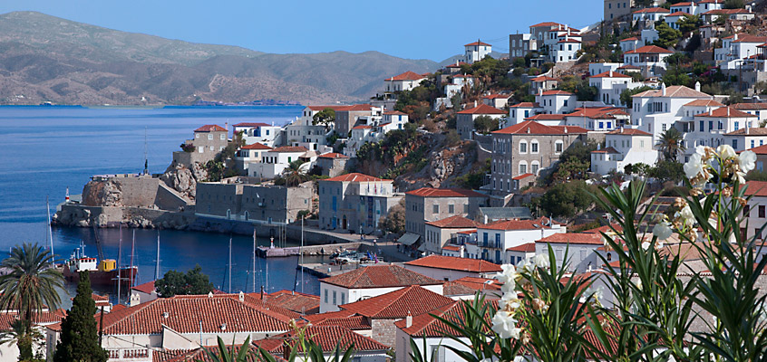 The-island-of-Hydra-in-Greece-1