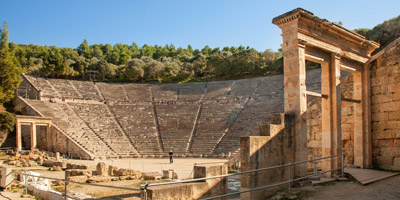 Mycenae & Epidaurus tour from Nafplio