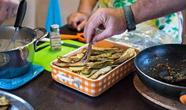 Cooking class in Monemvasia