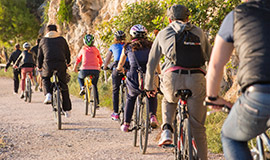 Cycling tour in Monemvasia