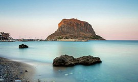 Walking tour of Monemvasia