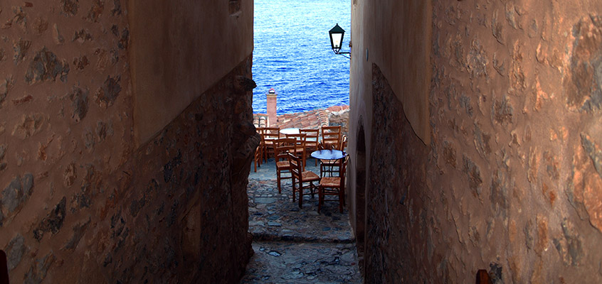 Monemvasia-castle-of-Peloponnese-in-Greece-4