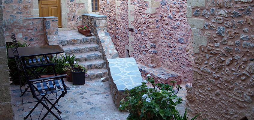 Monemvasia-castle-of-Peloponnese-in-Greece-6