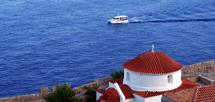 Monemvasia-castle-of-Peloponnese-in-Greece-8