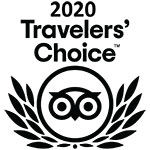 Trip Advisor 2020 Travelers Choice Award
